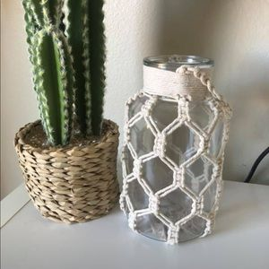 Bohemian candle holder